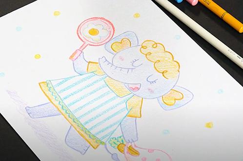 (影片)一齊創作吉祥物