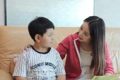 (影片) 孩子快樂常歡笑,父母關係是首要