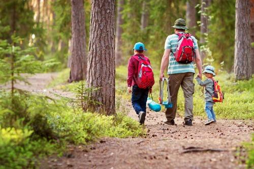 有效建立親子關係 – 從家庭運動開始