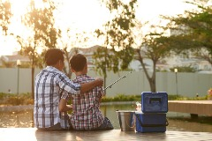 父母與子女相處之道,以愛為本
