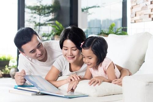 親子共讀的力量