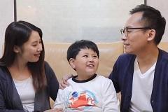 (影片) 親子活動樂趣多,大人細路笑呵呵