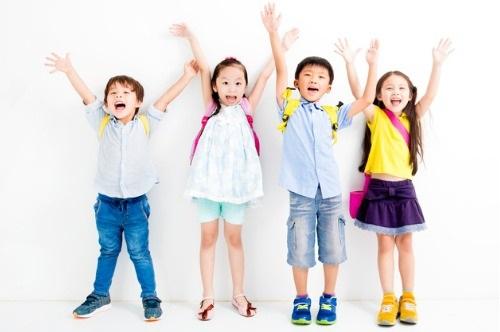 迎接新學年 - 從幼稚園升上小學