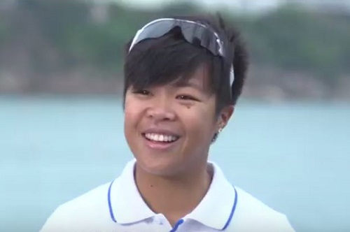 (Video) Life Planning - Living a Real Me - Member of the Hong Kong National Windsurfing Squad, Ms Sonia Lo