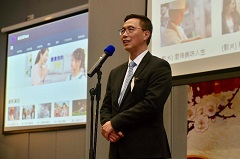 "Education Bureau launches a one-stop parent education website ""Smart Parent Net"""